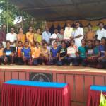 ತಾಲೂಕು ಮಟ್ಟದ ಕ್ರೀಡಾಕೂಟ  : ಶಾಲೆಗೆಸಮಗ್ರ ತಂಡ ಪ್ರಶಸ್ತಿ
